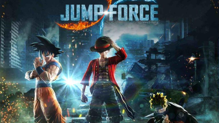 Jump Force : Les configurations PC dévoilées