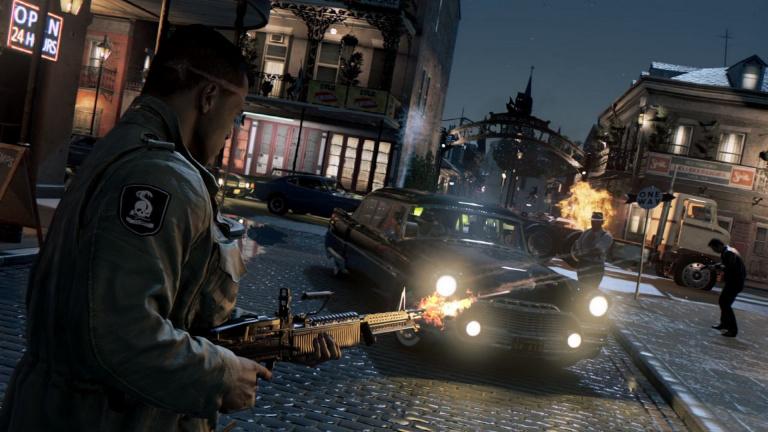 Hangar 13 (Mafia III) recrute pour un jeu d'action en monde ouvert