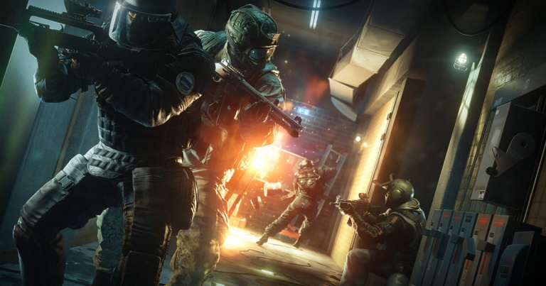 Rainbow Six Siege atteint les 45 millions de joueurs