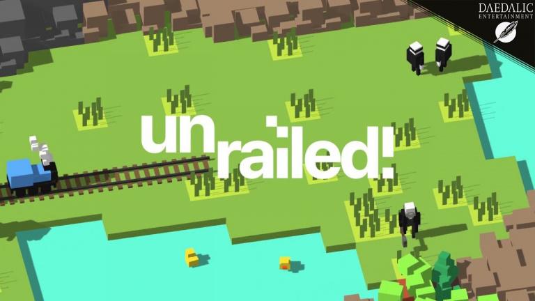 Daedalic va mettre sur les rails Unrailed!, un rogue-like ferroviaire