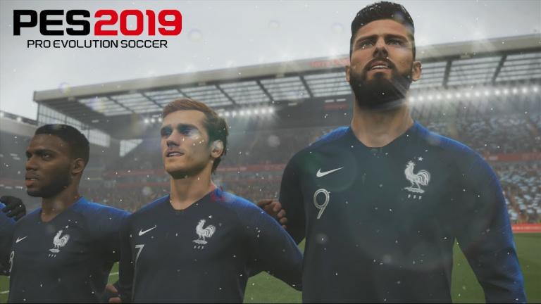 Après FIFA, les microtransactions de PES 2019 vont être supprimées en Belgique