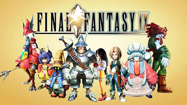 Final Fantasy IX disponible sur Switch et Xbox One, Final Fantasy VII en mars