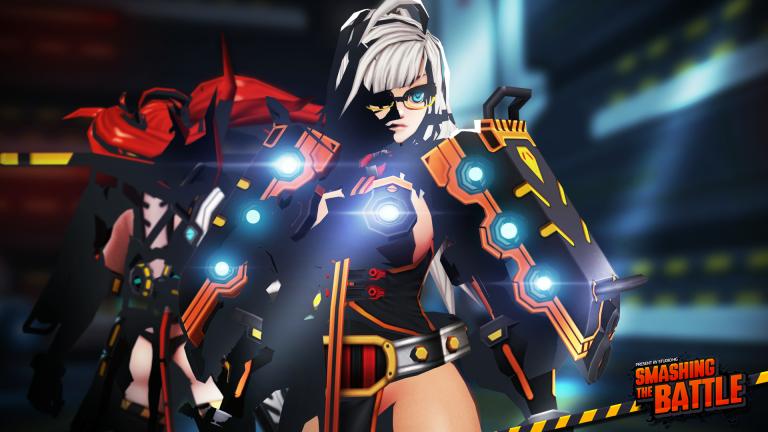 Smashing The Battle : une adaptation Switch annoncée