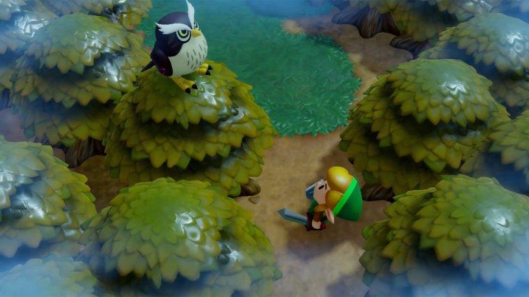 Zelda : Link's Awakening - Une vidéo comparative entre l'original et le remake