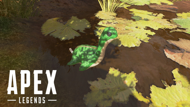 Apex Legends : le secret de l'easter egg des peluches de dinos découvert, notre guide pour le déclencher