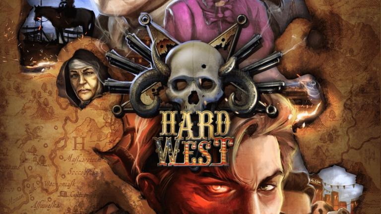 Hard West fera parler la poudre en mars sur Switch
