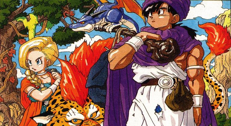 Un film d'animation basé sur Dragon Quest V sortira cet été au Japon