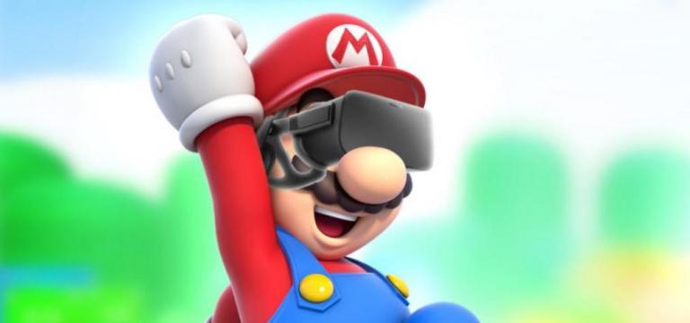 Nintendo prêt à se lancer dans la réalité virtuelle ?