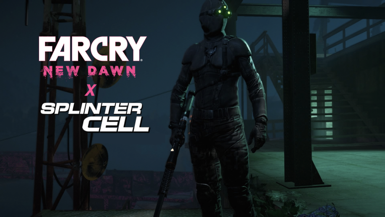 Far Cry New Dawn Sam Fisher Comment Obtenir La Tenue