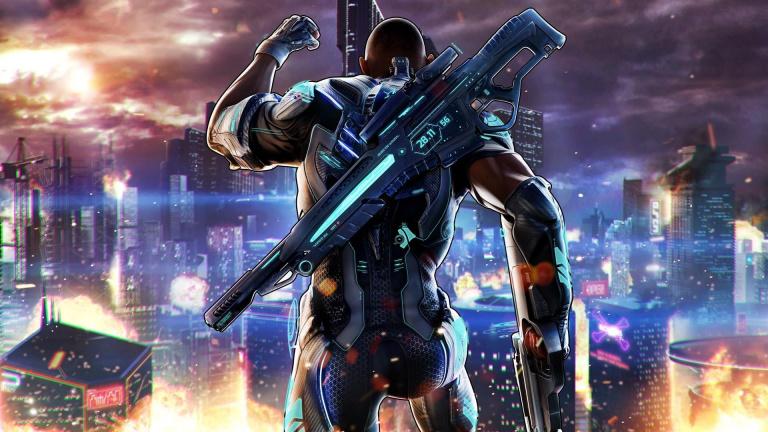 Crackdown 3 était le jeu payant le plus joué la semaine passée sur Xbox One
