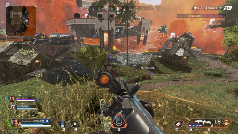 Apex Legends : changer d'arme beaucoup plus vite, l'astuce facile à connaître