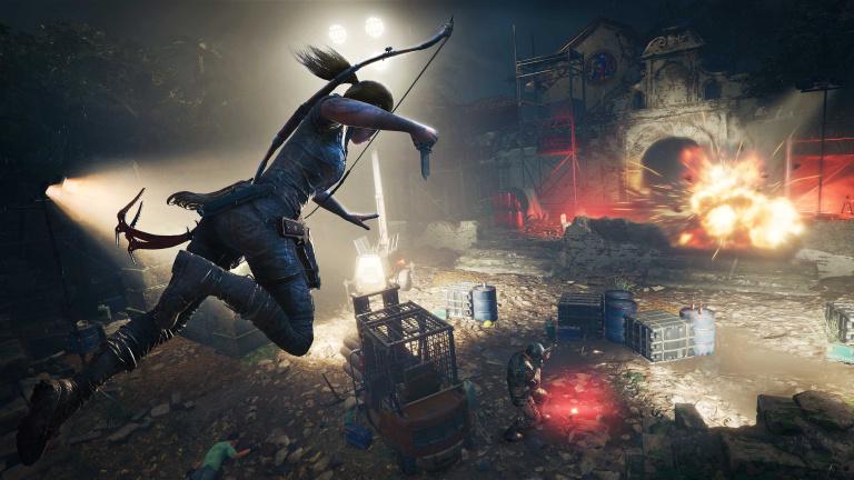 Shadow of the Tomb Raider a été distribué à plus de 4 millions d'exemplaires