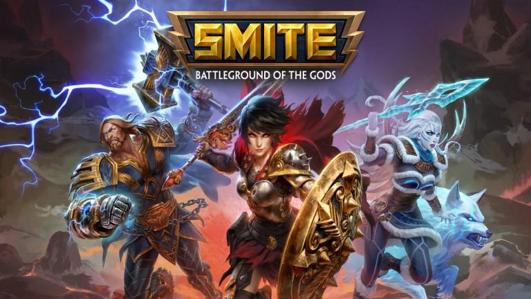 Smite : fin de la bêta payante, le MOBA passe free to play sur Switch