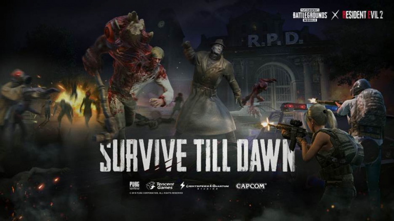 PUBG Mobile : le crossover avec Resident Evil 2 est désormais actif