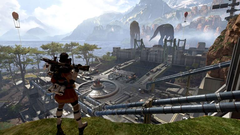 """Apex Legends accueille une nouvelle arme aujourd'hui, """"Havoc"""""""