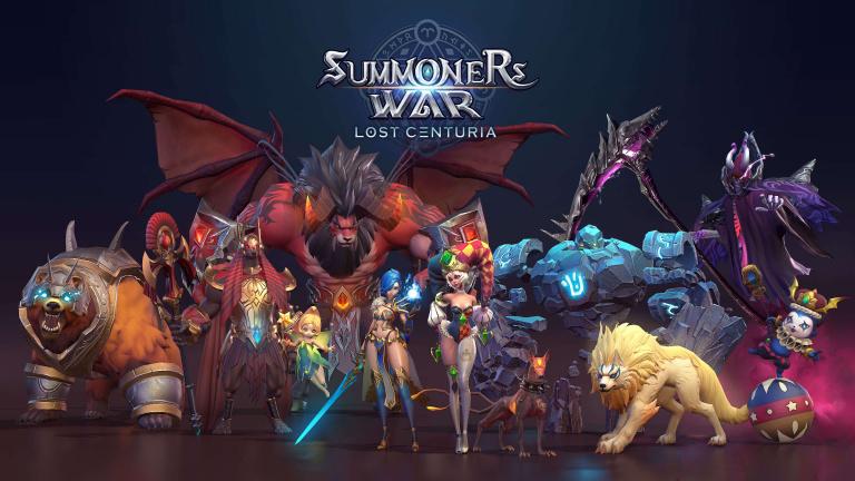 Summoners War : Lost Centuria annoncé par Com2Us