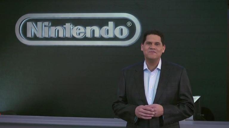 Reggie-Fils Aime (Nintendo of America) part à la retraite