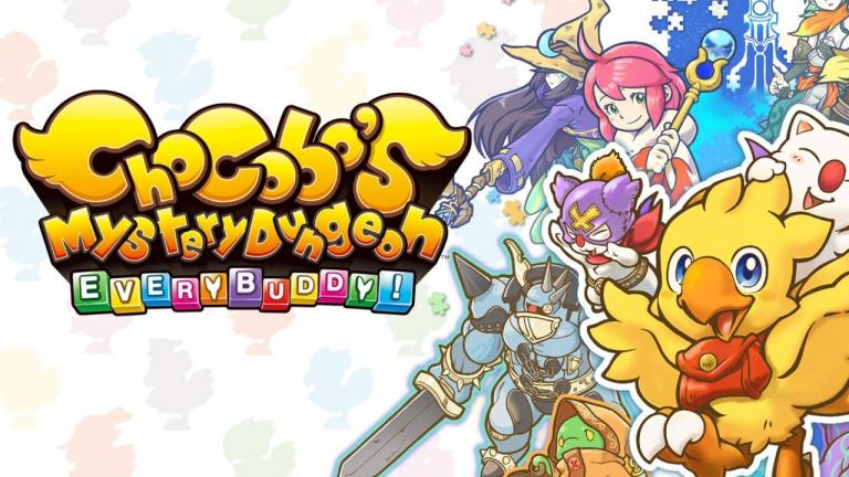 Chocobo's Mystery Dungeon Every Buddy! précise ses évolutions