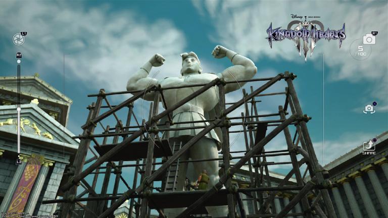 Kingdom Hearts 3, défis photo : localisations, solution et récompenses