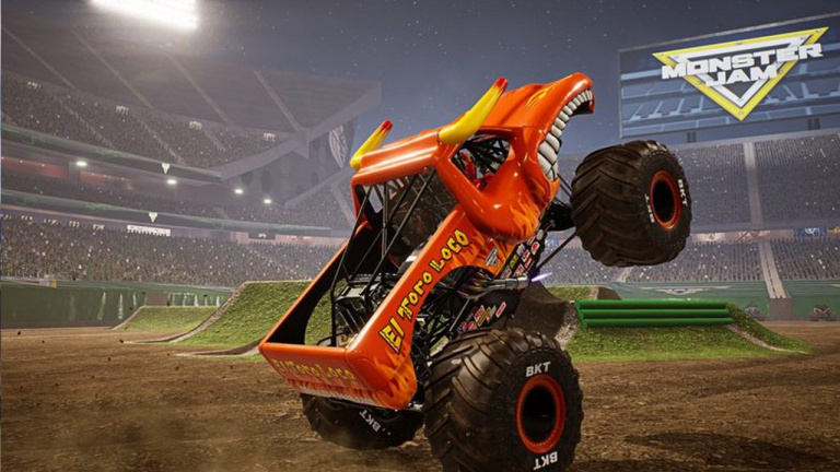 Monster Jam Steel Titans : du Monster Truck pour le 25 juin