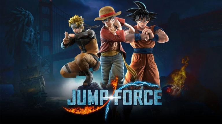 Jump Force : guide des coups et capacités des personnages