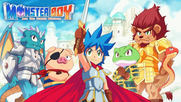 Monster Boy et le Royaume Maudit : un ratio de ventes toujours plus en faveur de la Switch