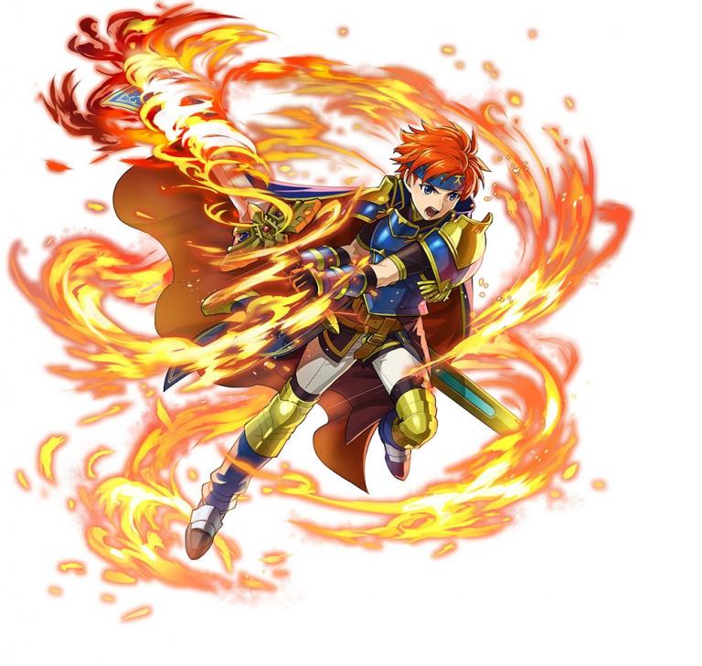 Fire Emblem Heroes : Roy intervient cette semaine
