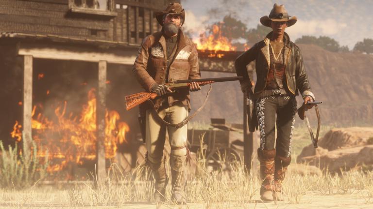 Red Dead Online intègre des bonus de connexion hebdomadaires