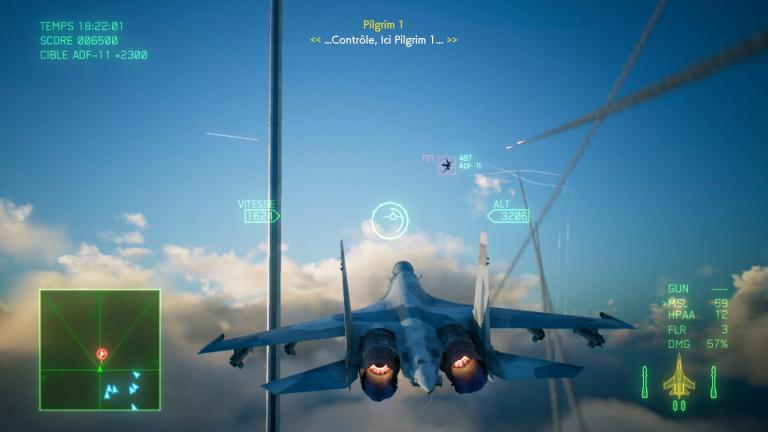 Mission 20 : Dark Blue