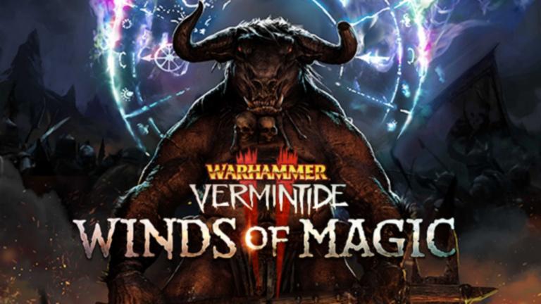 Warhammer : Vermintide 2 - l'extension Winds of Magic introduira les Hommes-Bêtes cet été