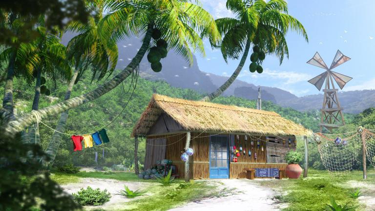 Maupiti Island Remake : Le projet change drastiquement de direction