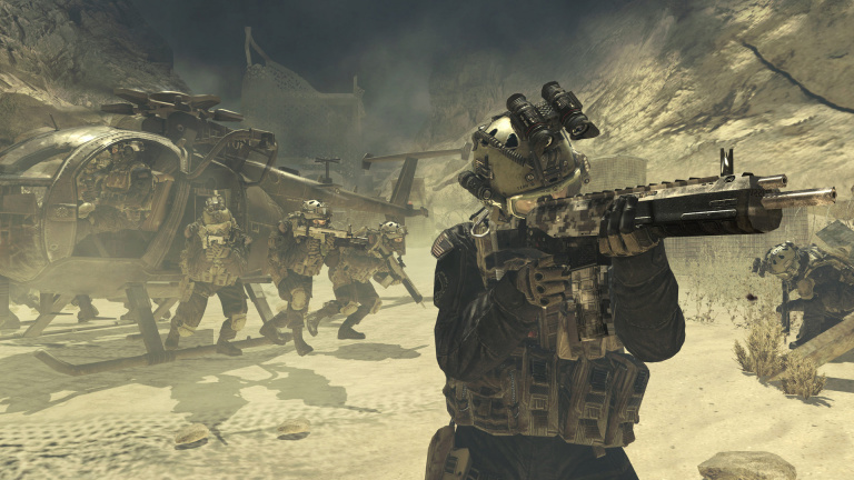 Call of Duty : Modern Warfare 2 Campaign Remastered repéré en Europe