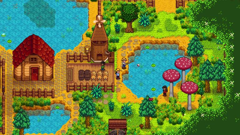 Stardew Valley : la traduction française est disponible sur Steam et GOG