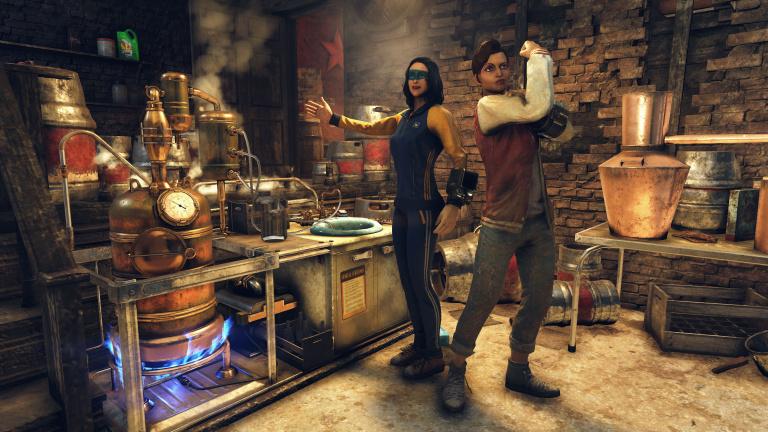 Fallout 76 : la mise à jour Wild Appalachia vous fera jouer les brasseurs