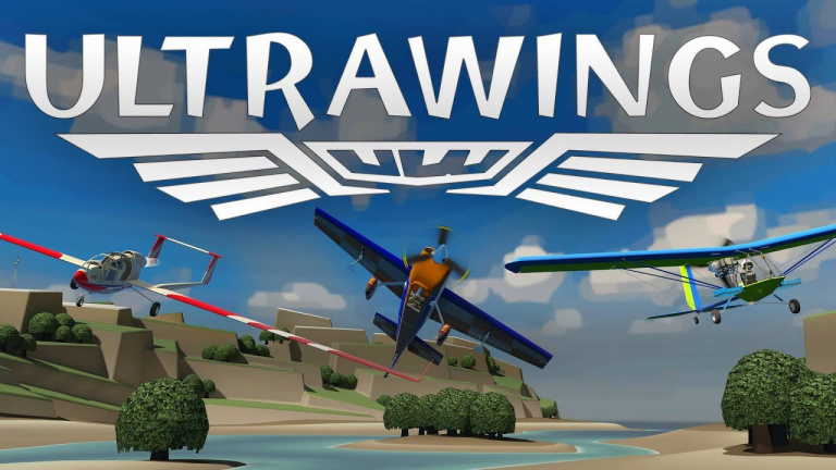 Ultrawings : Une version physique en avril sur PS4