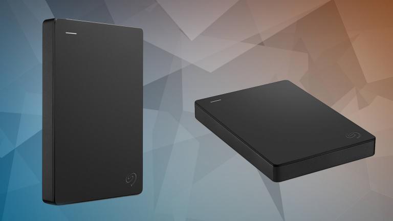 Un disque dur externe Seagate USB 3.0 de 2 To à 59,90€
