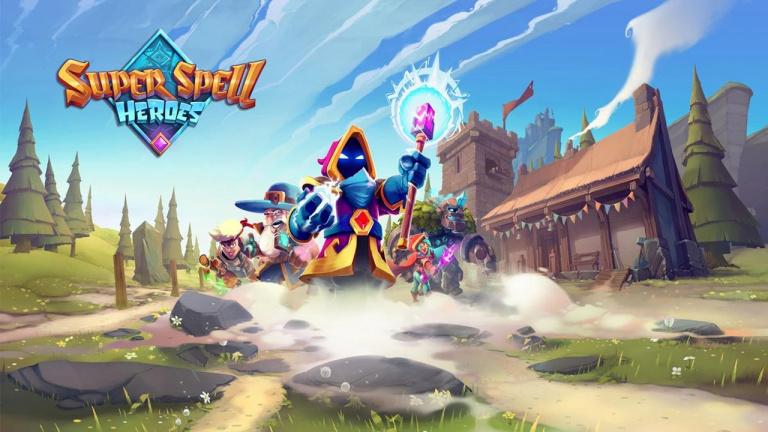 Sviper : Les papas de Super Spell Heroes lèvent 2,8 millions de dollars