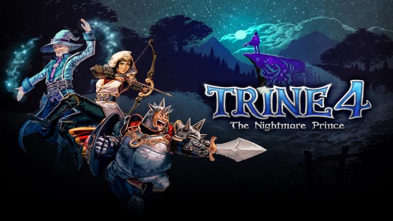 Trine 4 : The Nightmare Prince se dévoile, la saga compilée dans une édition collector