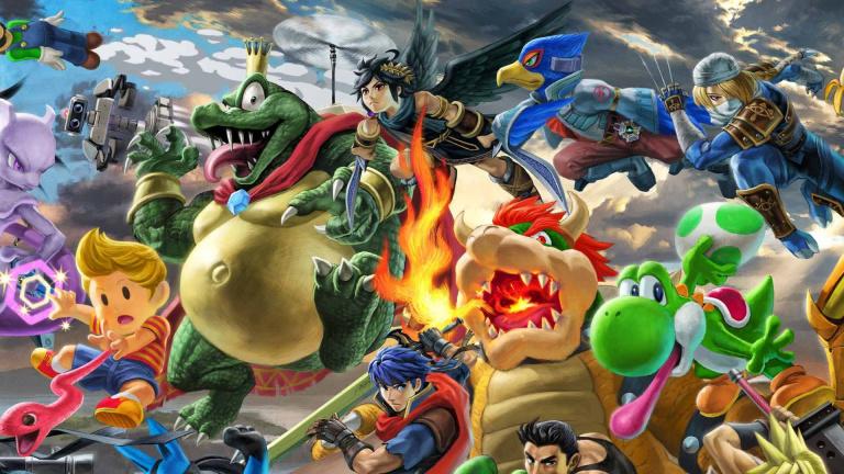 Masahiro Sakurai s'est encore tué la santé sur Super Smash Bros. Ultimate