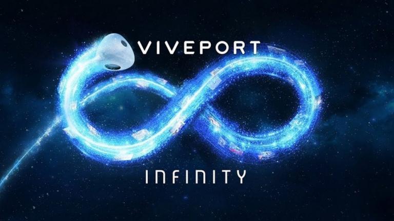 HTC offre un mois d'abonnement à Viveport Infinity, son catalogue de jeux VR