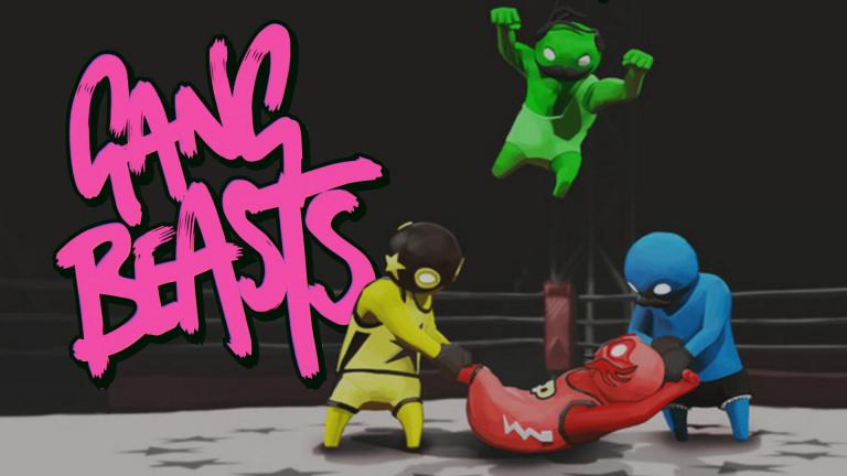 Gang Beasts sortira en boîte cette année