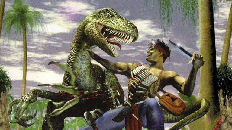 Turok : les remasters du shooter vont s'inviter sur Nintendo Switch