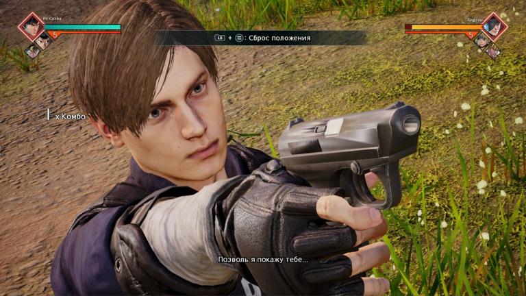 Jump Force : un mod permet d'incarner Leon S. Kennedy (Resident Evil)