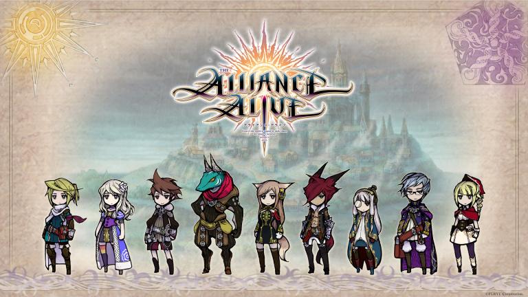 The Alliance Alive : le JRPG s'offre un remaster sur Switch, PC et PS4
