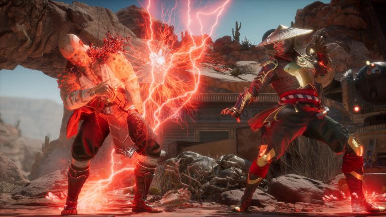 Mortal Kombat 11 repose toujours sur l'Unreal Engine 3