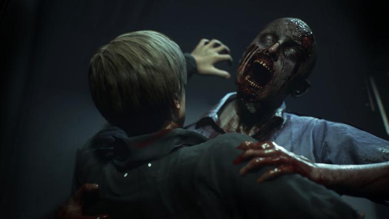 Resident Evil 2 : un mod transforme tous les zombies en tofu