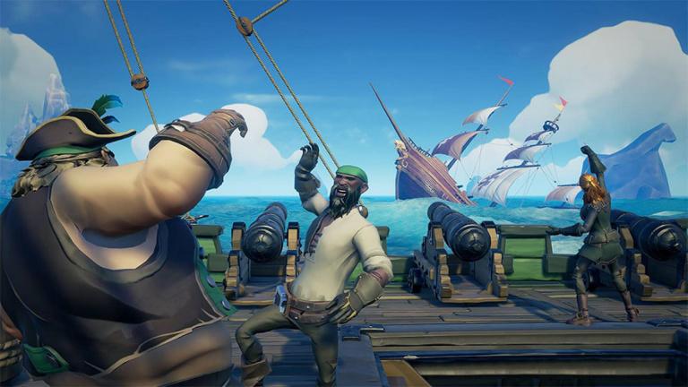 Sea of Thieves : de nouveaux voyages périlleux pour les pirates