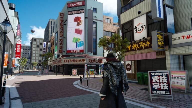 Final Fantasy XV : de nouvelles images pour l'Épisode d'Ardyn