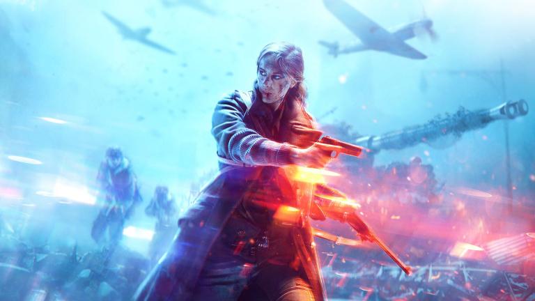 Battlefield V : le mode Ruée à 32 joueurs débarque jusqu'au 20 mars