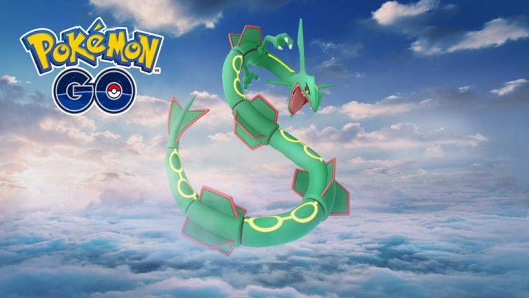 Pokémon Go : Comment vaincre Rayquaza en Raid ?